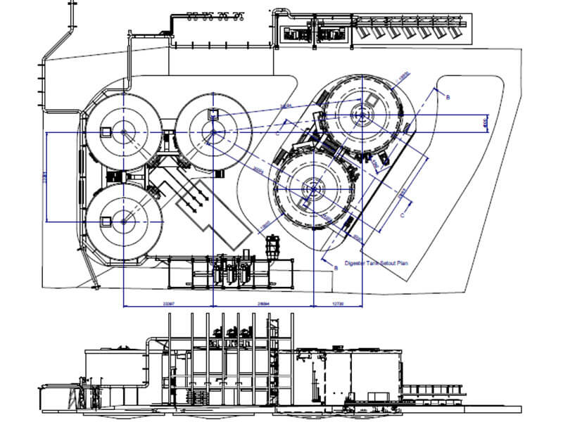 Plant Layout Drawings